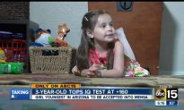 Mensa 3-year-old: Youngest Member of Mensa Has Incredibly High IQ