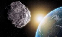 Newly Discovered Asteroid to 'Skim' Past Earth Today