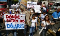 Misrepresentation Left, Right, and Centre in Venezuela Protests