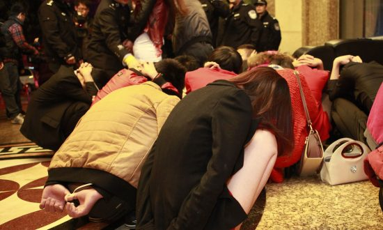 China's Sex Industry 'Too Big to Fail'