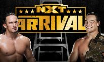 NXT Arrival WWE: Results and Highlights You Should See