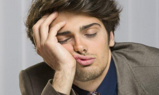 Feeling Sleepy? Maybe Your Brain's Too Full