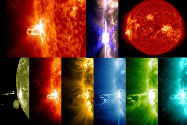 solar storm 2600 years ago - photo #7