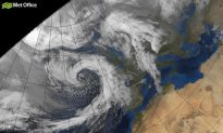 Superstorm Charlie to Bring 100 MPH Winds More Destructive Than 1987 Great Storm