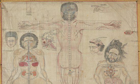The Tibetan Healing Arts, Illustrated