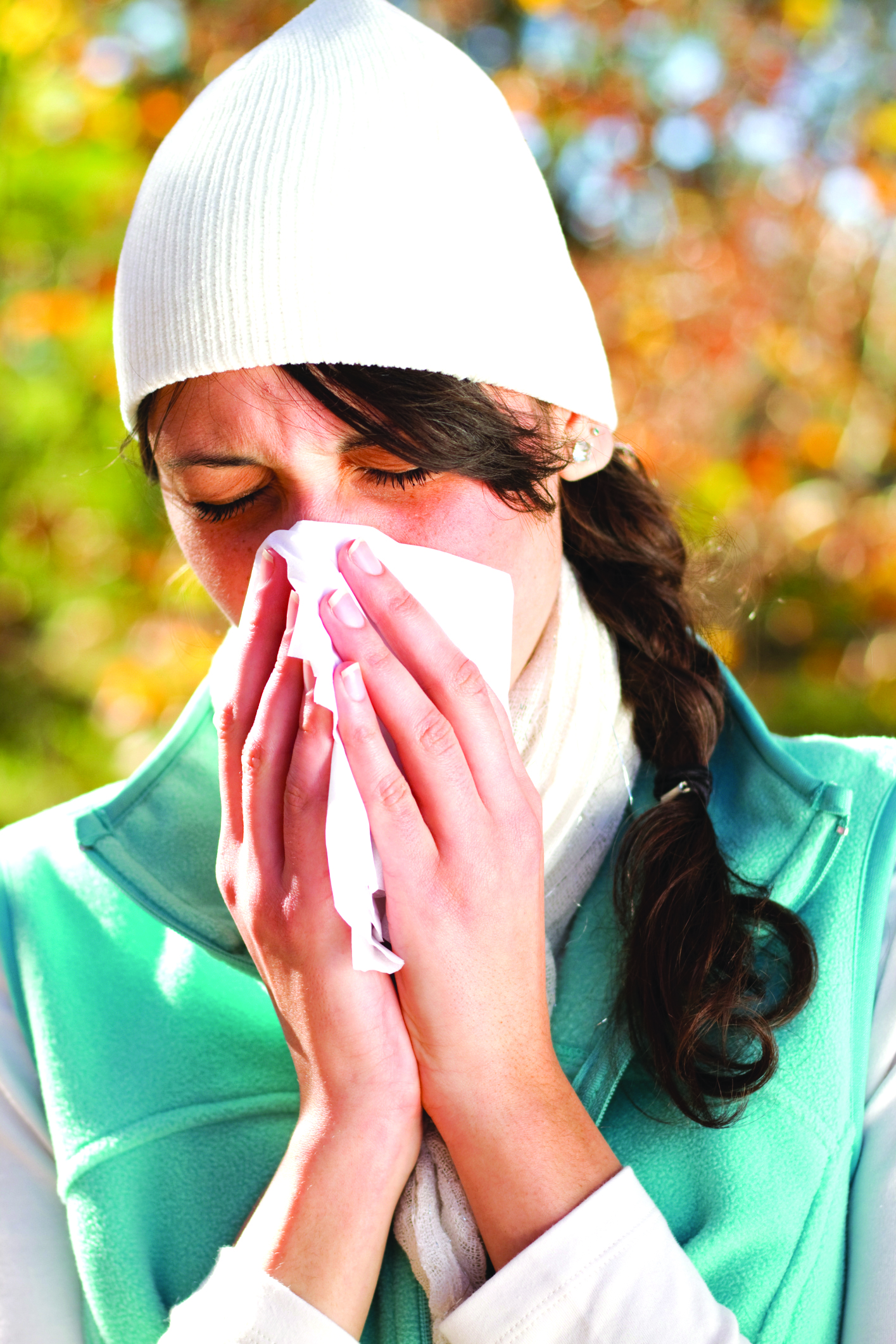 Relieving Hay Fever