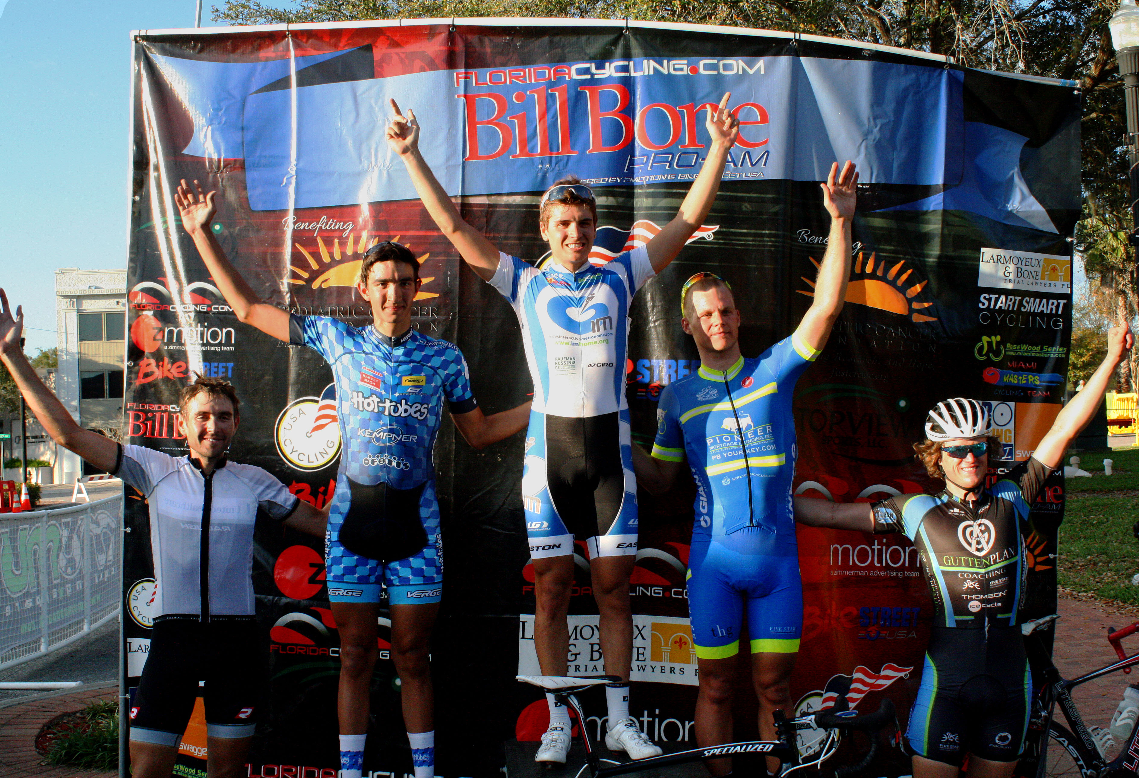 Chain Of Lakes Cycling Classic Scores Sixth Successful Racing Weekend