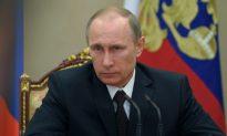 It's Putin's World