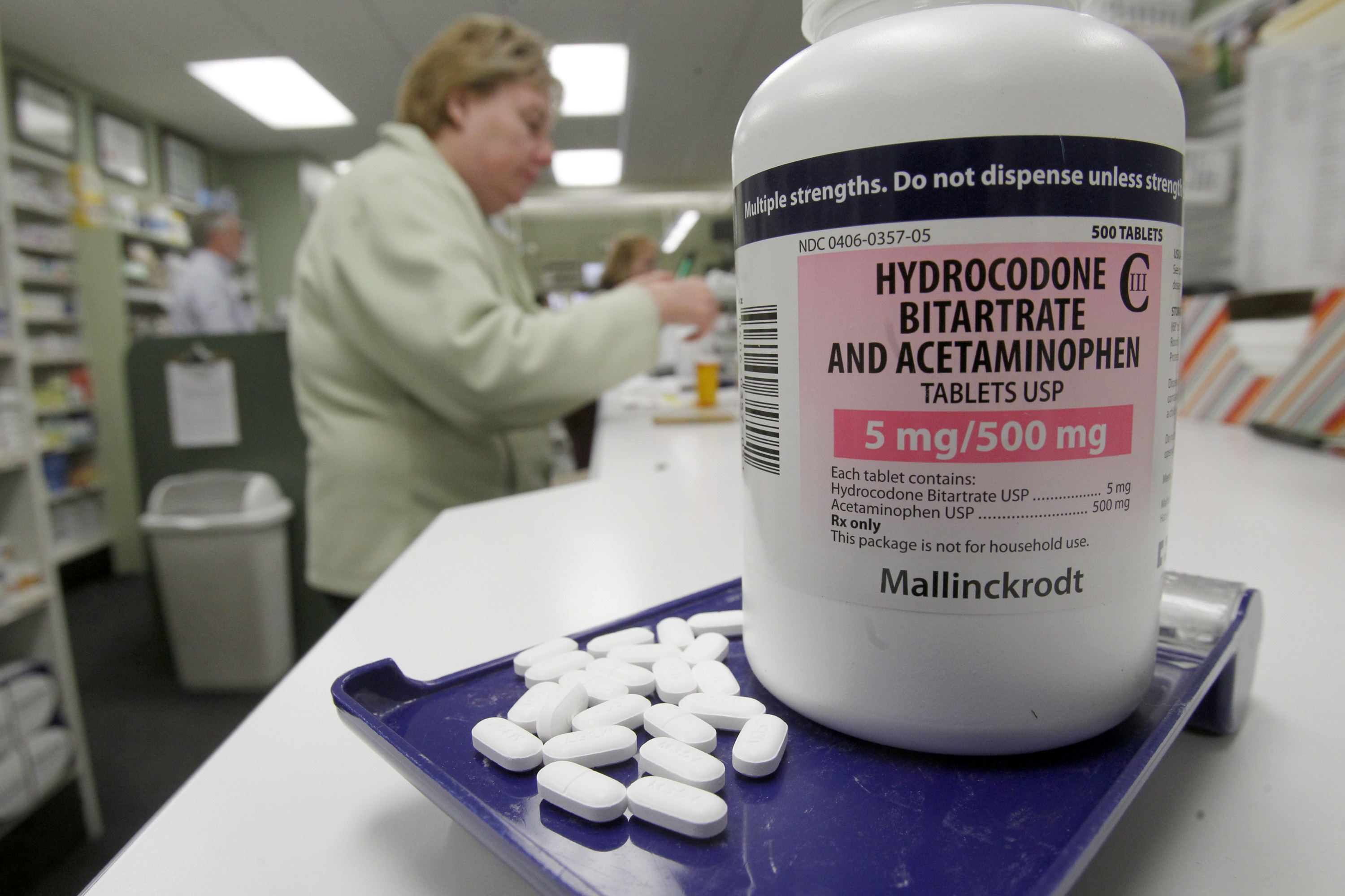 Painkiller Politics: Effort to Curb Prescribing Under Fire