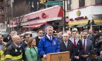 Mayor de Blasio Press Conference Transcript, Photos at East Harlem Building Explosion