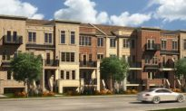 Lindvest Ushers in the Era of the Stacked Townhome