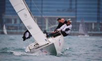 Impalas Pipped at the Post by Etchells in Hong Kong Nations' Cup