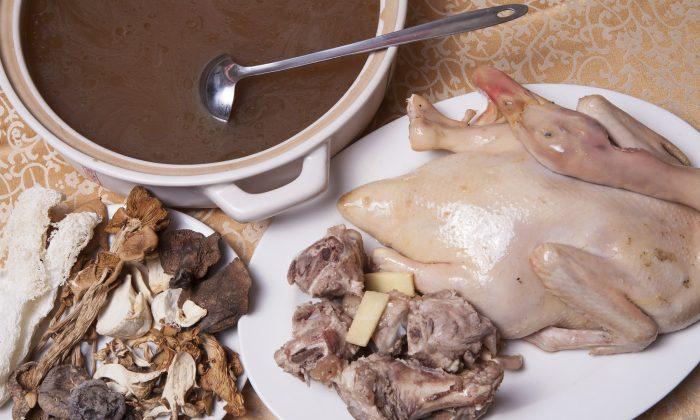 Duck Soup (wxin/Thinkstock)