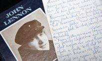 John Lennon's 'Artwork' to be auctioned in NYC