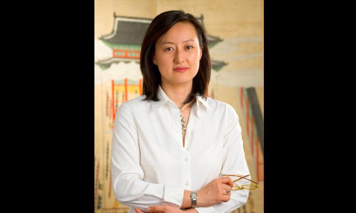 Jiyoung Koo, owner/principal of KooNewYork. (Courtesy of Jiyoung Koo)