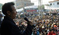 Village Leader Seeks U.S. Asylum Before Elections