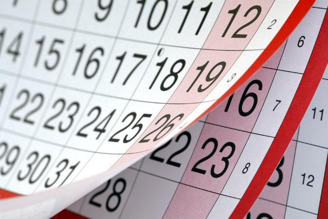 Calendar Year
