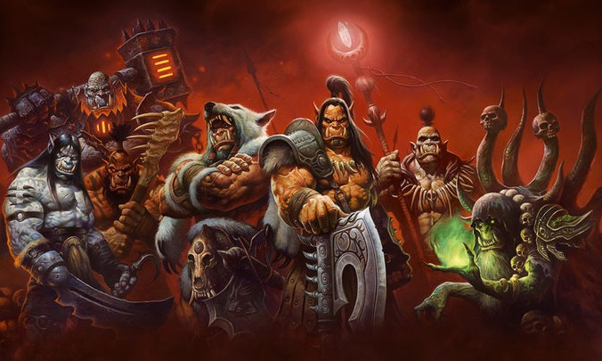 An undated image from the video game 'World of Warcraft: Warlords of Draenor.' (Activision-Blizzard)