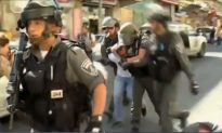 Clashes in Jerusalem on Eve Land Day Protest