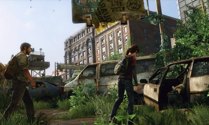 The Last of Us led the British Academy Video Games Awards with 10 nominations. (Naughty Dog)