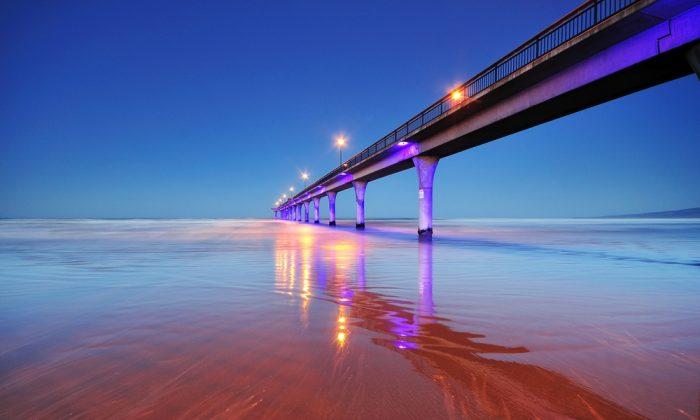 Ocean in New Zealand. (*Shutterstock)