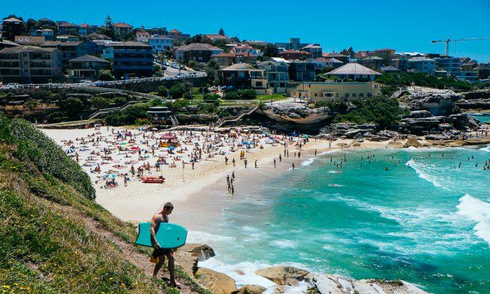 Tamara Beach, Sydney. (Annie Zhuo/ReverieDay.tumblr.com)