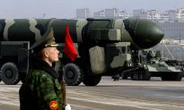Russia Still Addresses Conventional-Weapons Gap with U.S. Via Nukes