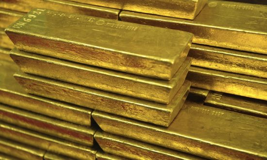 China's Private Sector Amasses Gold