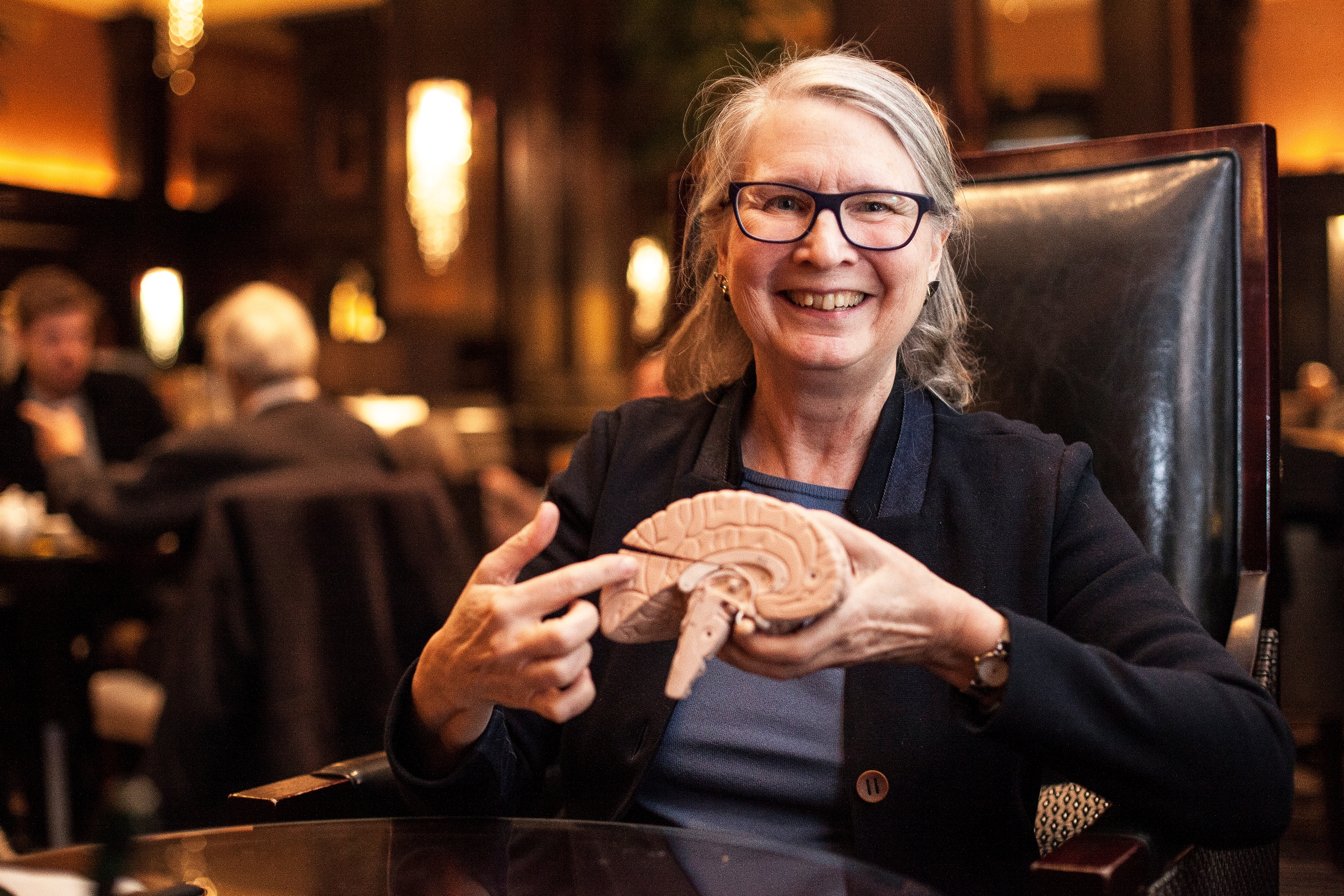 This Is New York: Lucy Brown on the Neuroscience of Love | neuroscience