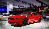Ford Introduces 50th-Anniversary Limited Edition Mustang