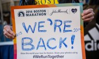 Marathon Runners Take Back Boston