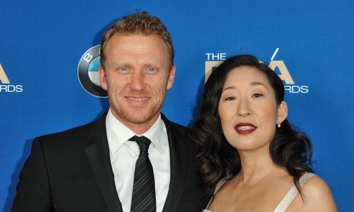 Sandra Oh, \'Grey\'s Anatomy\' Cristina Yang, Says Goodbye to Cast ...