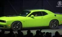Dodge Debuts New Challenger at New York International Auto Show