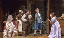 Theater Review: 'The Heir Apparent'