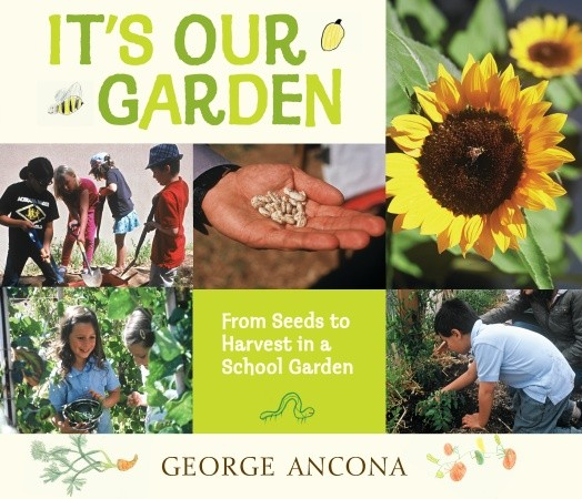 """It's Our Garden, From Seeds to Harvest in a School Garden"" by George Ancona"