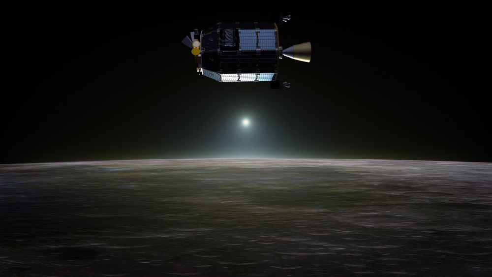 You Can Buy Property on the Moon, But Can You Keep It?