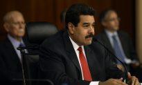 Maduro Holds Talks to Calm Venezuela's Violent Protests (video)