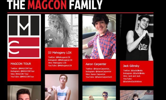 magcon tour apparently breaks up cut for magcon pops up on twitter