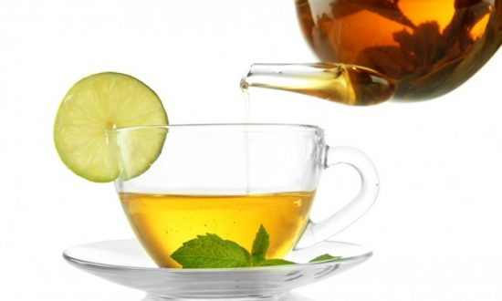 Herbal Teas for Colds and Headaches