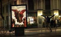 Classical Art on the Streets of Paris