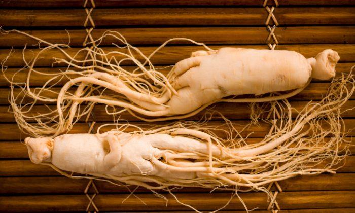 Ginseng roots (Thinkstock)