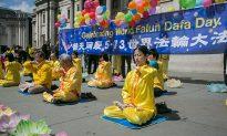 Falun Dafa Day Celebrated in London