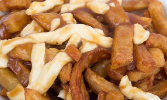 A Canadian Favorite, Poutine Enters the US: Cheese and Gravy on Fries (Video)