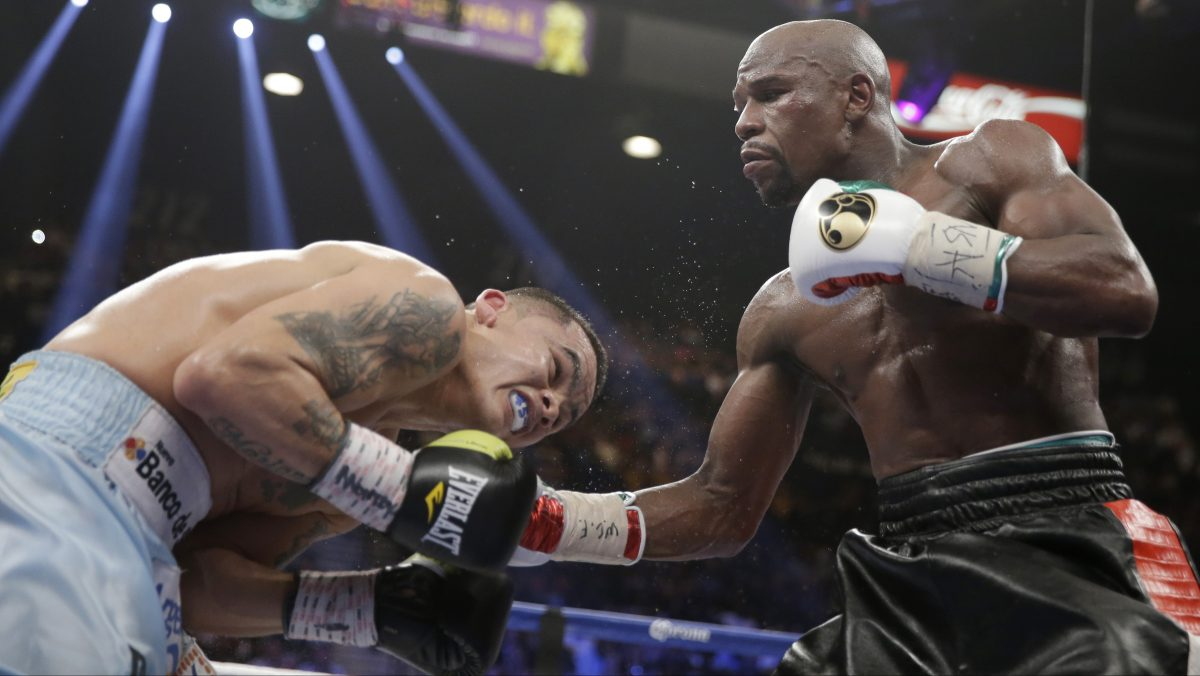 Floyd Mayweather Next Fight: Should Money Take on the Winner of Kell ...