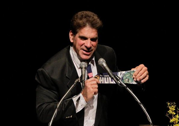 Lou Ferrigno attends Reza Badiyi's 80th Birthday Celebration at UCLA's Royce Hall in Los Angeles, Calif., on April 25, 2010. (Noel Vasquez/Getty Images)