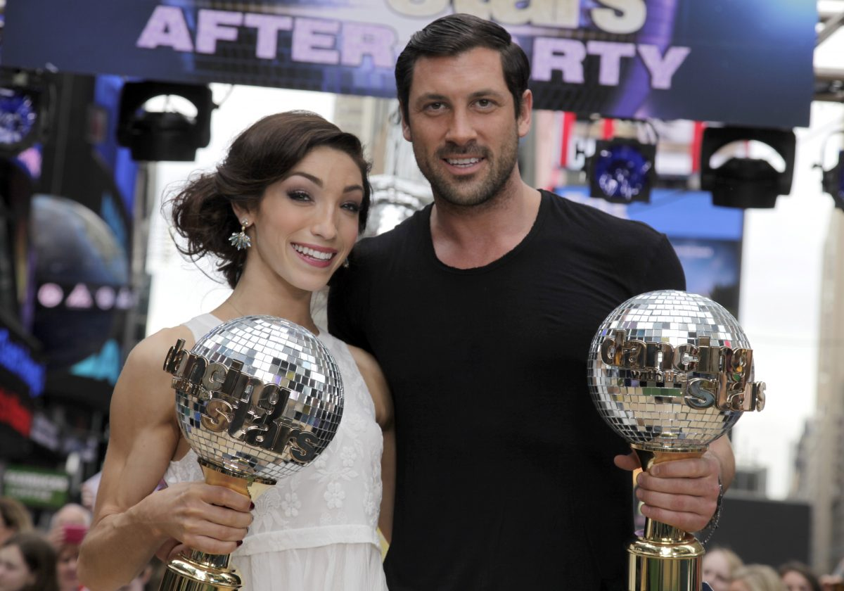 Meryl Davis Boyfriend: Meryl Davis Boyfriend? Meryl And Maks Have Said They Are