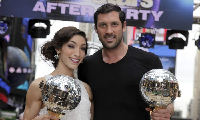 Meryl Davis Boyfriend 2014 Rumors Dancing With The Stars: Meryl Davis Boyfriend? Meryl And Maks Have Said They Are