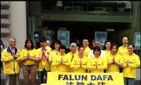 Cities Across Italy Celebrate Dafa Day