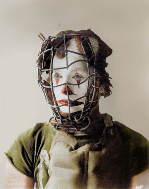 Slivers, the Baseball Clown, ca. 1904 (Dana Keller)