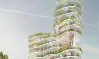 Green Living City — Urban Architecture and Design (+Video)